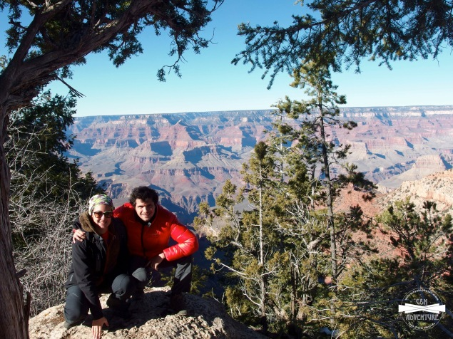 Grand Canyon Scenic Drive